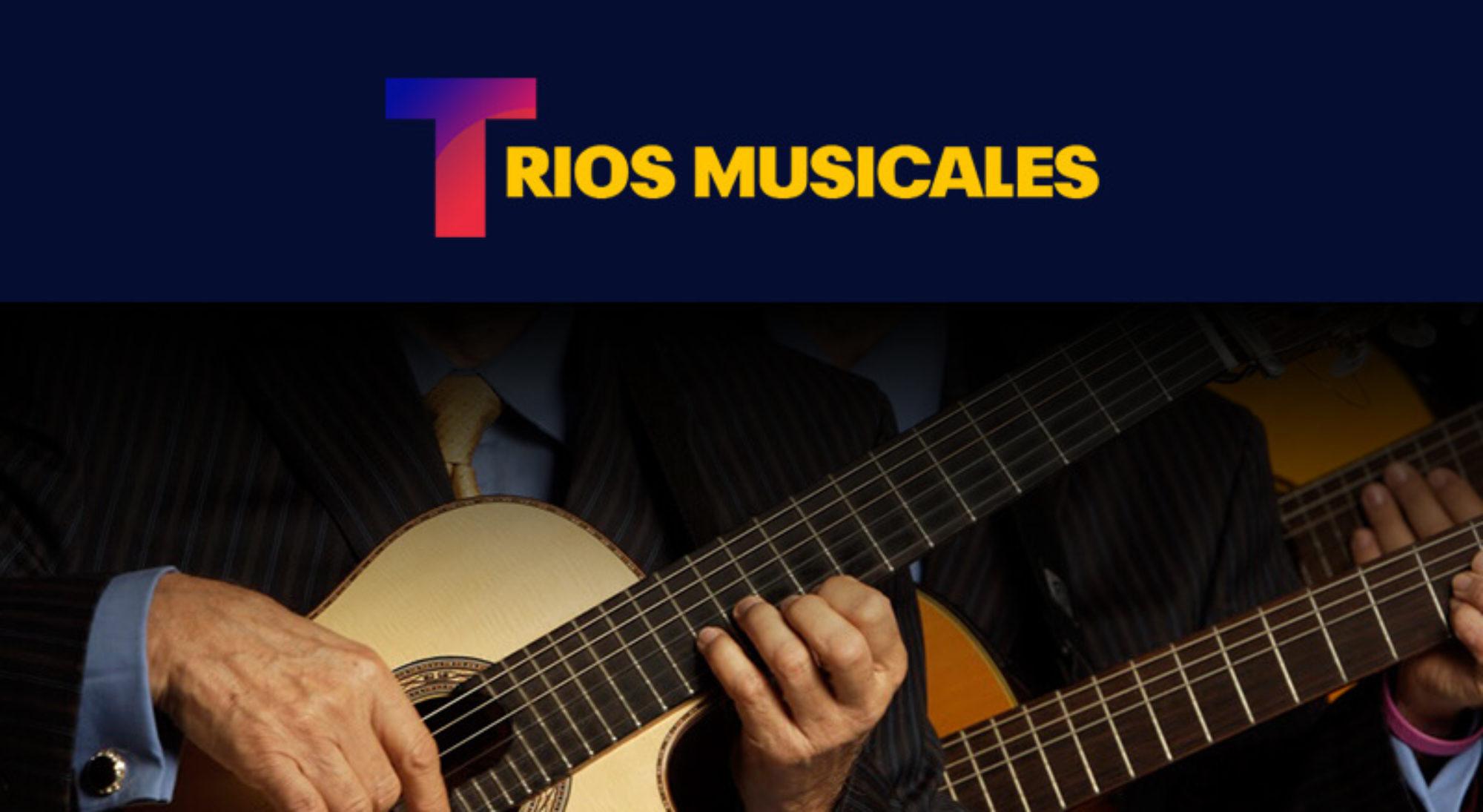 Tríos Musicales en CDMX