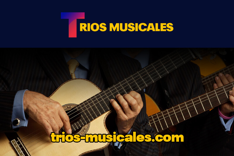 trios para serenatas